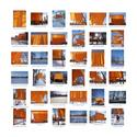 the gates: orange, 2005