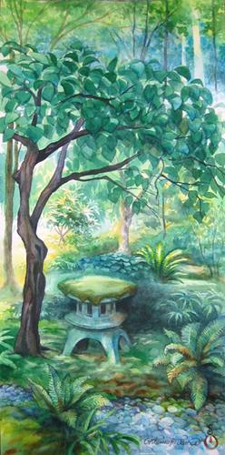 Moss Garden (large view)