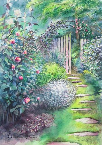 Hidden Garden (large view)