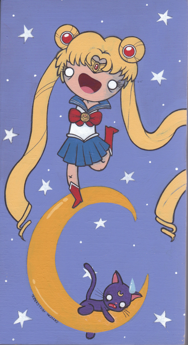 Sailor Moon (large view)