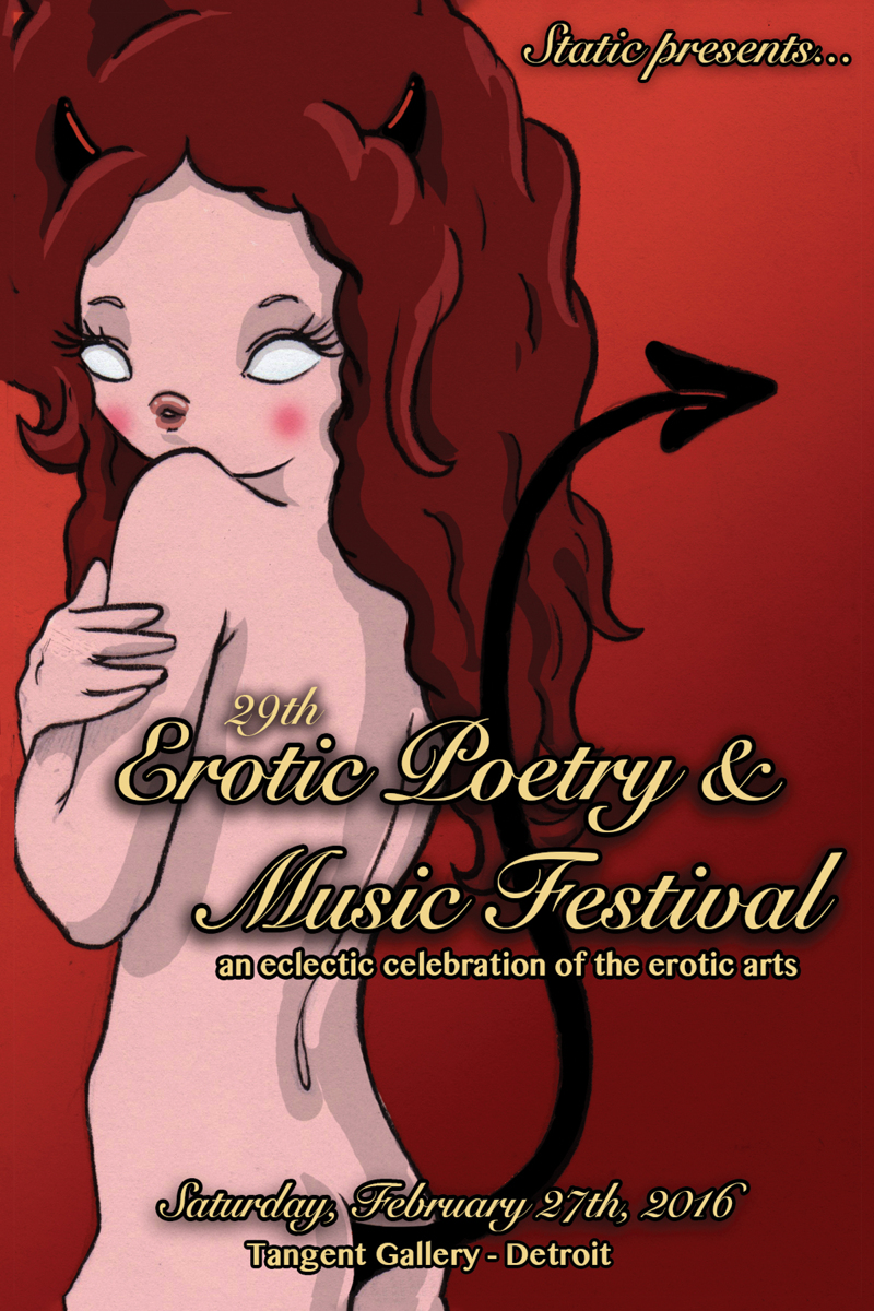 Erotic Poetry & Music Festival (large view)