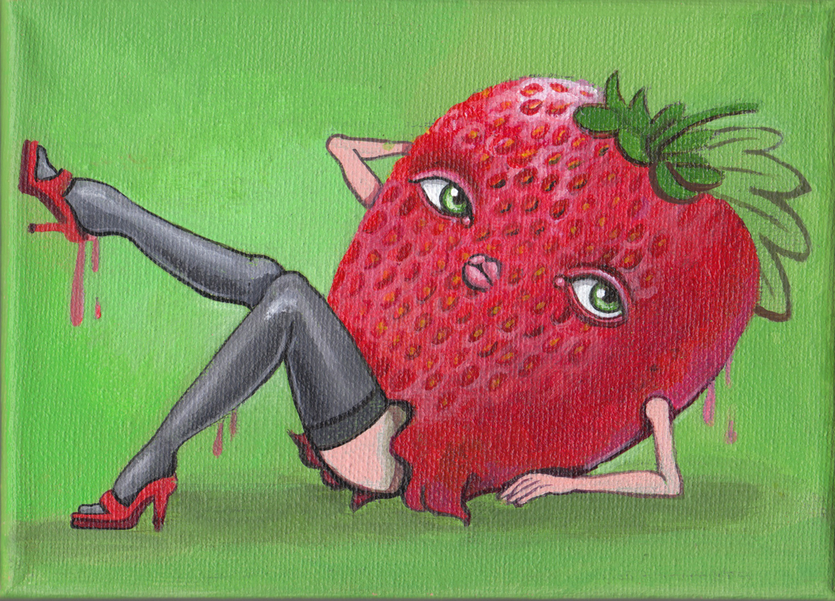 Sexy Strawberry (large view)