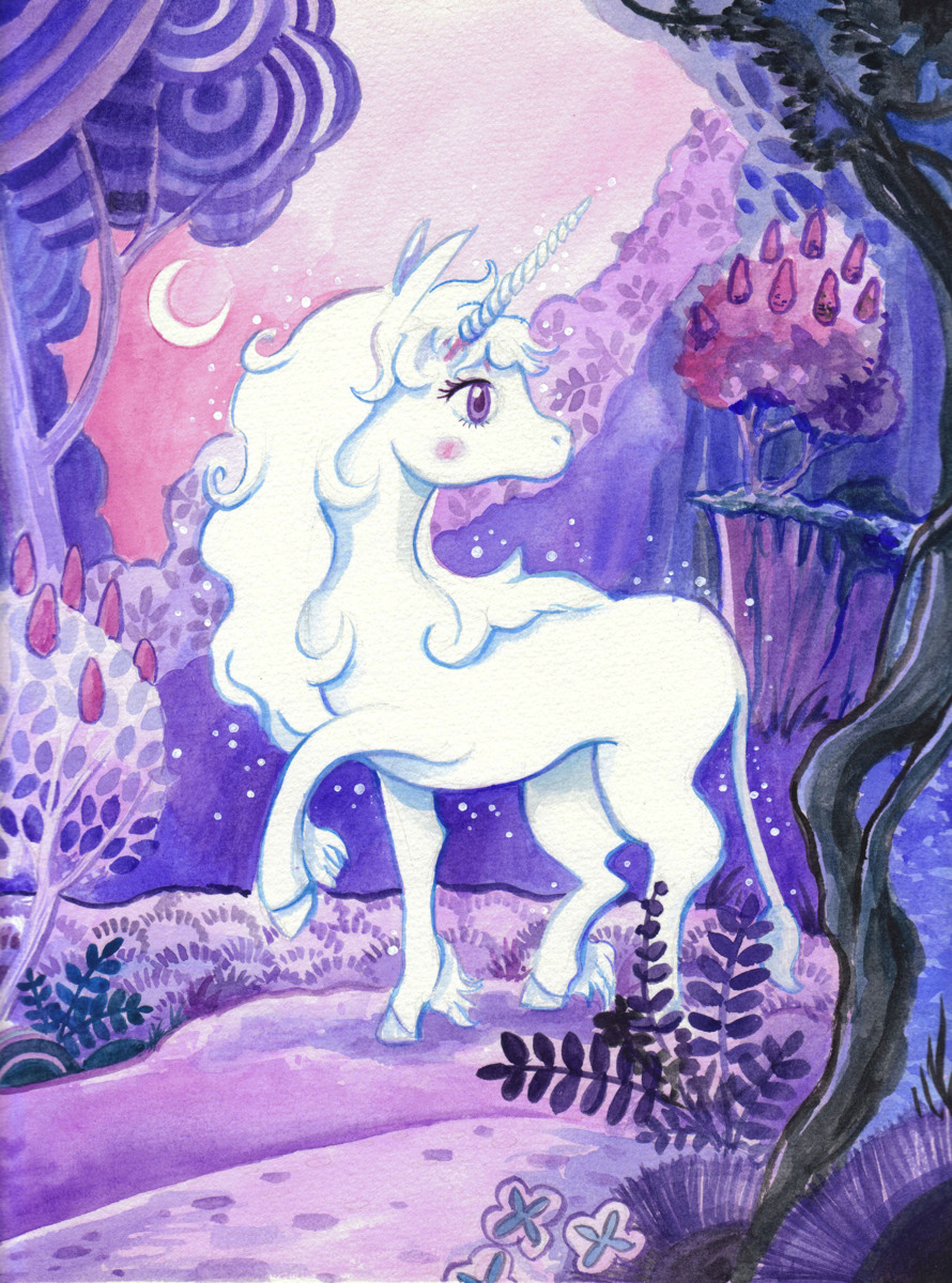 The Last Unicorn (large view)
