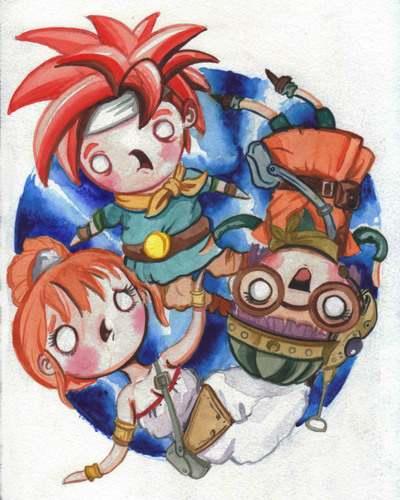 Chrono Trigger (large view)