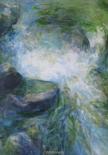 Elemental by             Catherine Wagner Minnery