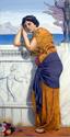 Godward painting