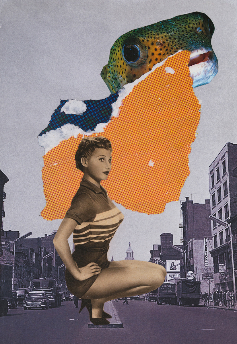 Bowery Girl 1960 (large view)