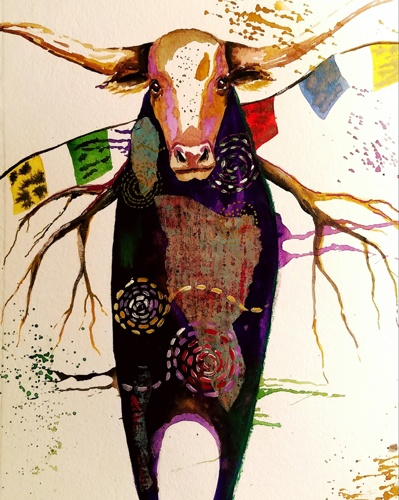 Cow Totem (large view)