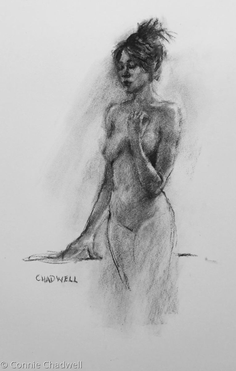 """""""A Nude for Tuesday"""" (large view)"""