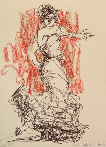 """Flamenco Sketch"""