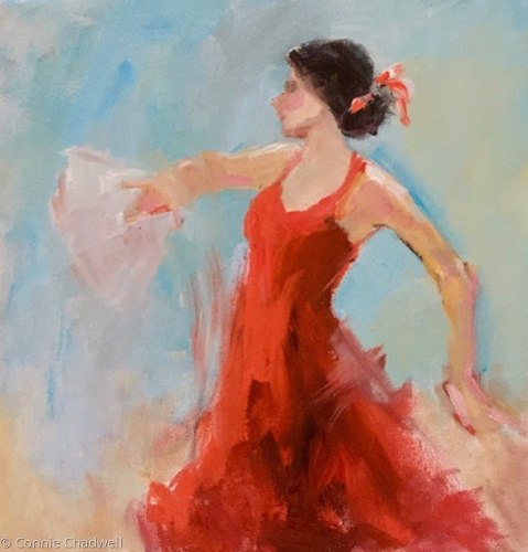 Red Flamenco