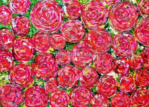 Rose Bed I