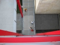 Broad Contemporary  Art Museum Walkway (thumbnail)