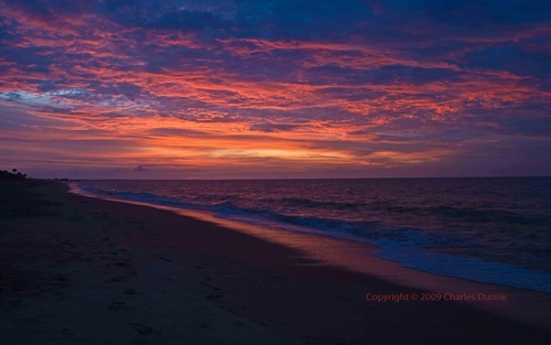 Sunrise at Edisto