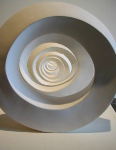 Exponential Continua by CHARLES SHERMAN    Infinity Sculpture and Design