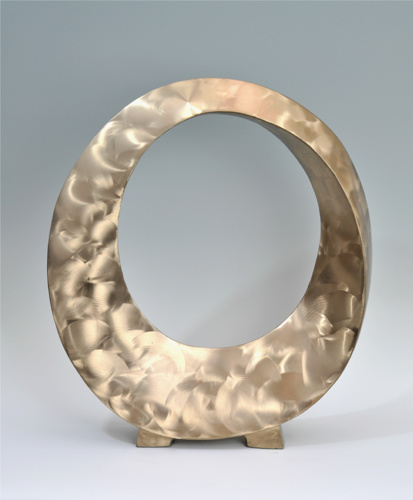 Infinite Love by CHARLES SHERMAN    Infinity Sculpture and Design