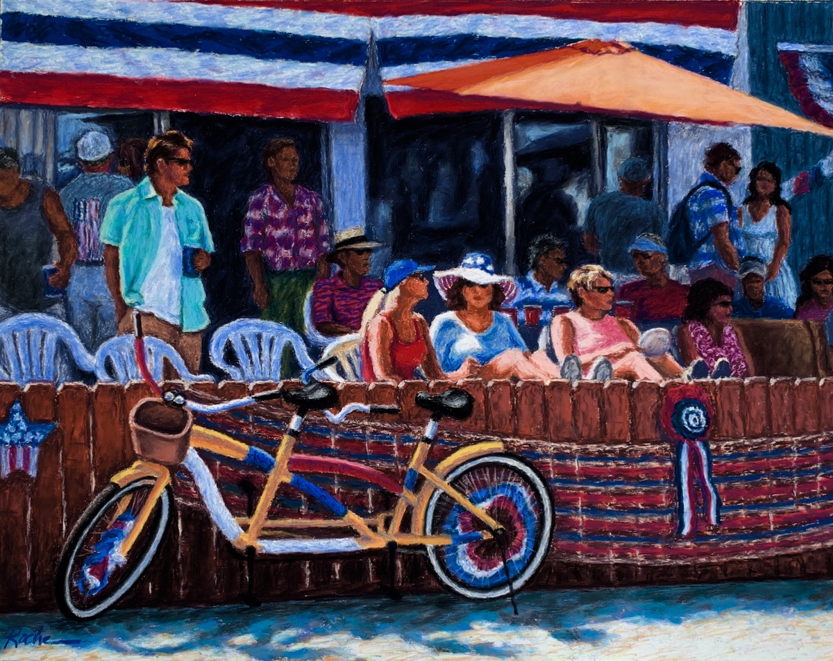 """""""Fourth of July"""" (large view)"""