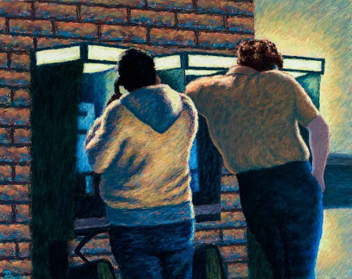 """""""Night Callers"""" (large view)"""