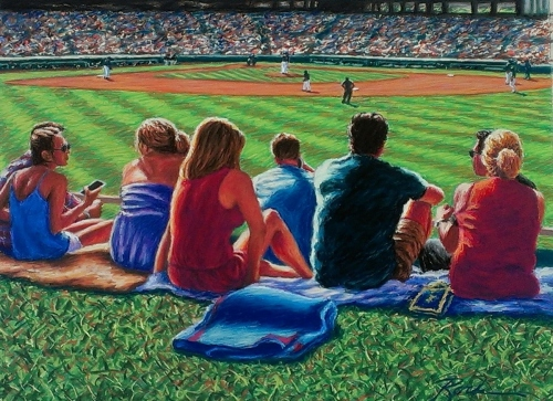 """Spring Training"" by CHRISTOPHER ROCHE"