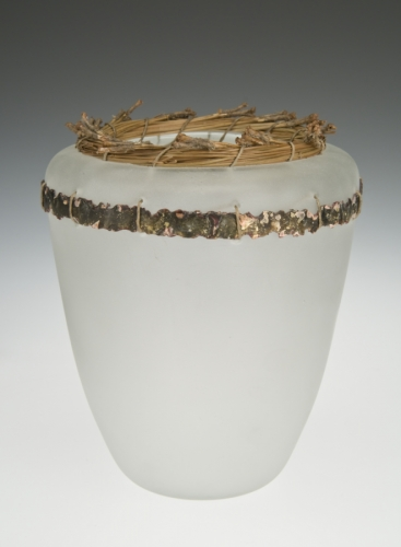 Altered Glass Vessel #2