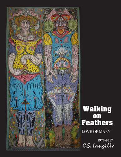 Walking on Feathers