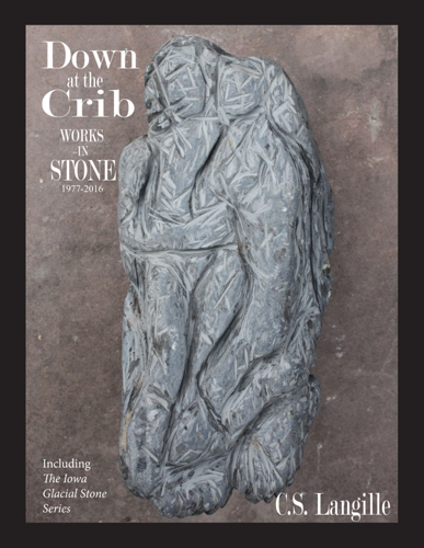Stone Sculpture by Chris Langille