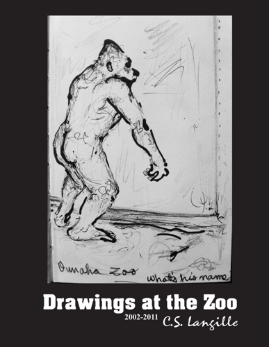Drawings at the Zoo by Chris Langille
