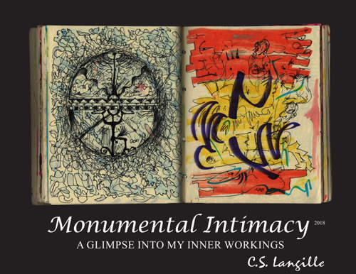Monumental Intimicy by Chris Langille
