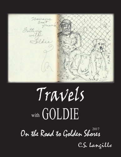Travels with Goldie by Chris Langille