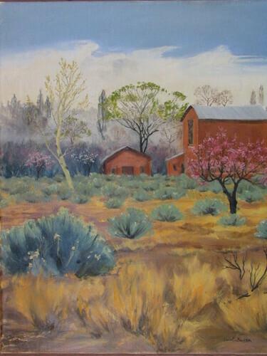 Galisteo Spring