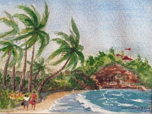 Storm Warning - Grenada