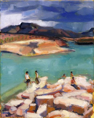 Lake Abiquiu