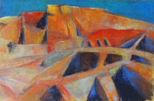 Bonita Pueblo study 6