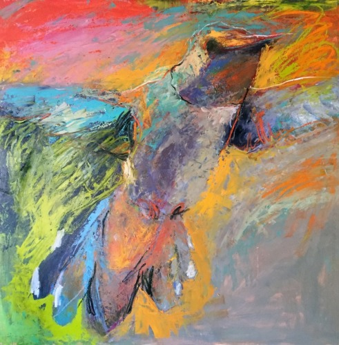 Large Hummingbird #3