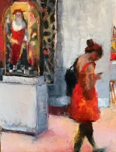 Red Dress, PAM