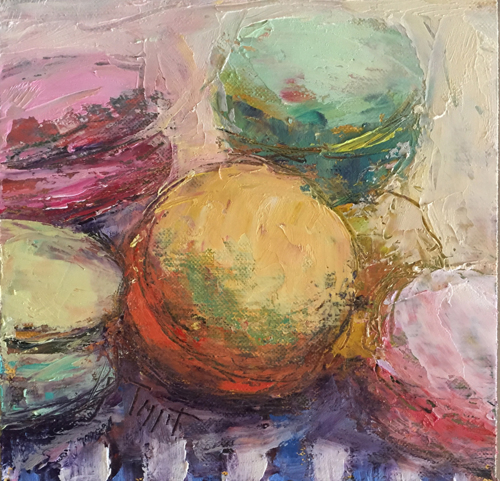 Macarons #5