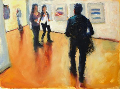 Sandy at MoMA