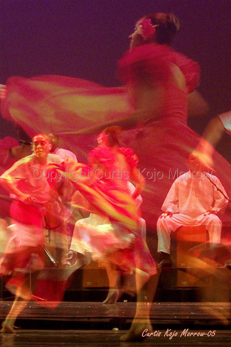 ... Afro-Peruvian Dancers (large view)