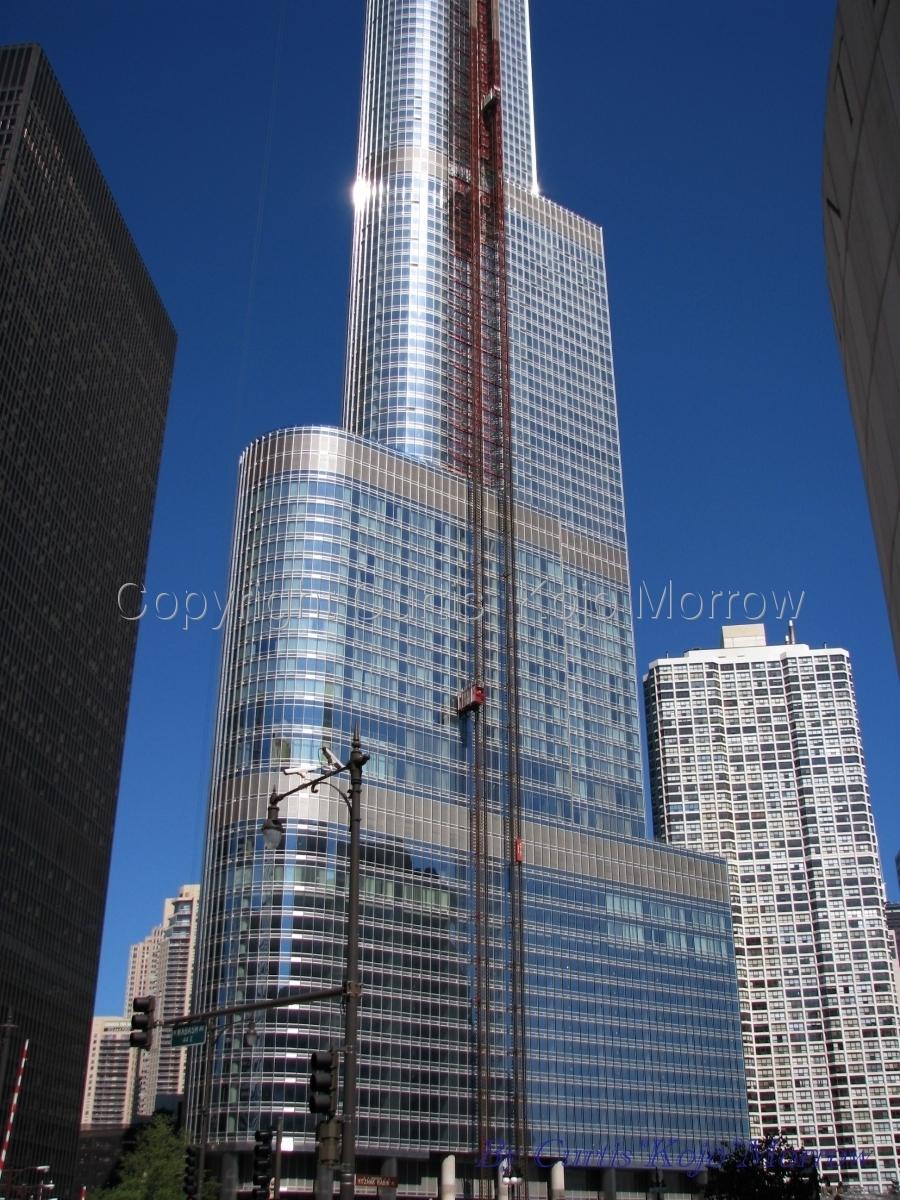 Chicago Skyscraper (large view)