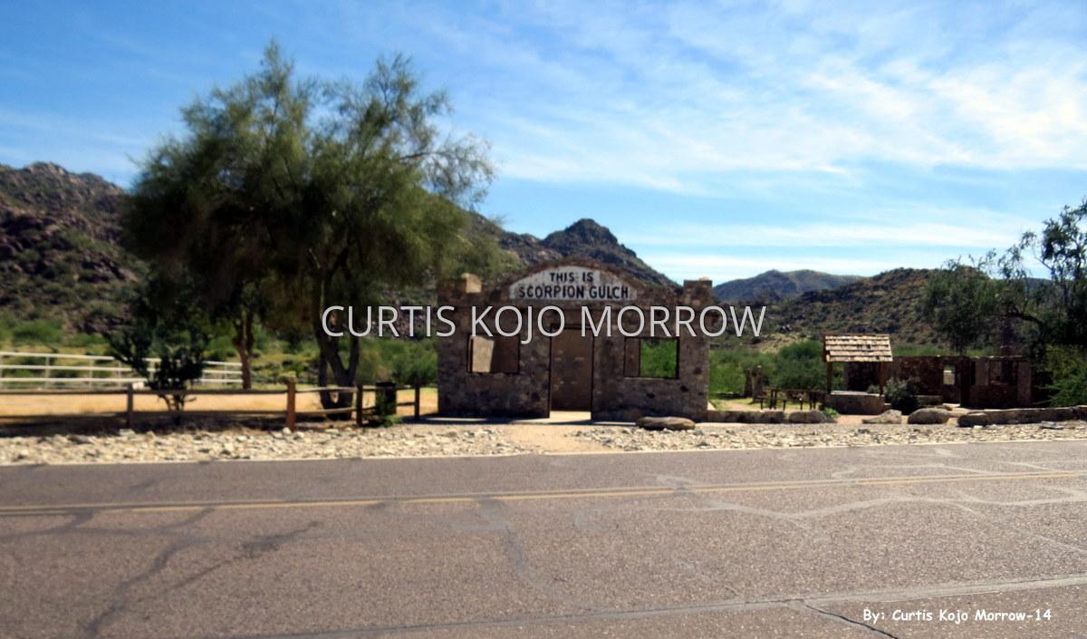 Phoenix's Mountain Preserves (large view)