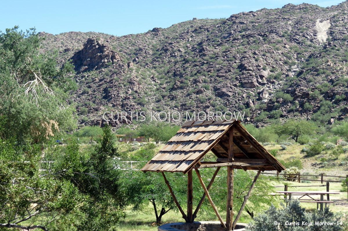 Phoenix Mountain Preserve (large view)