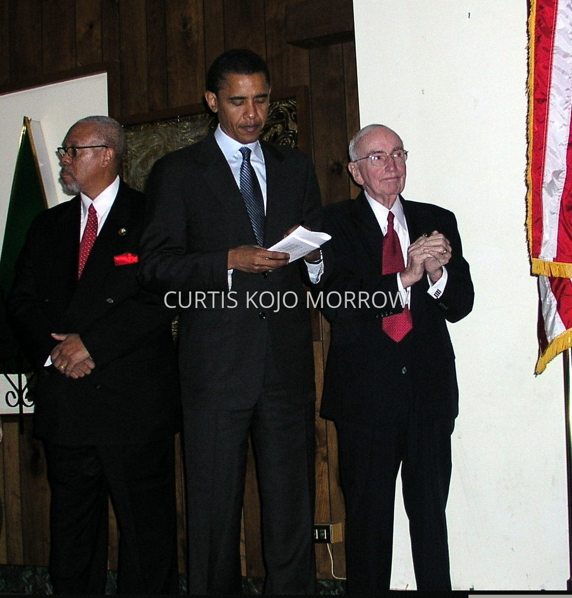 A Photos-Journal of President, Barack Obama (large view)