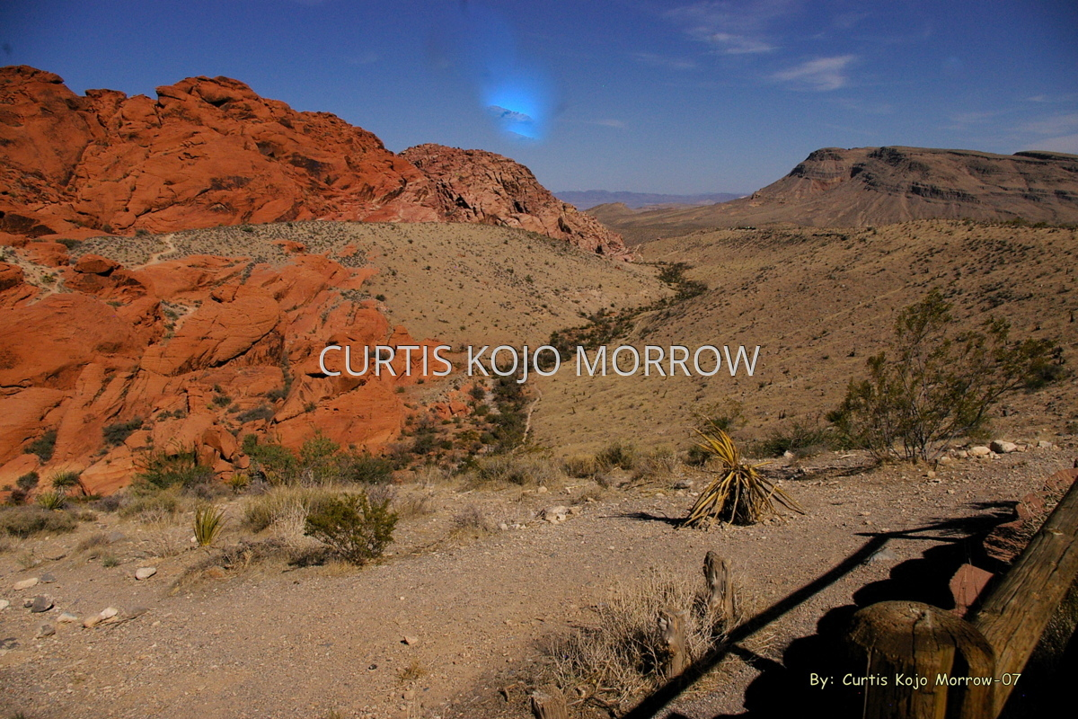 Red Rock Canyon (large view)