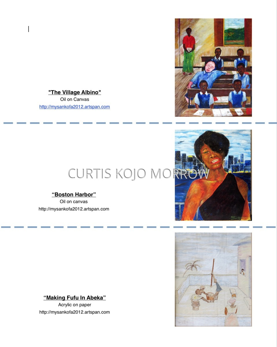 ARTIST NOTE CARDS  (large view)