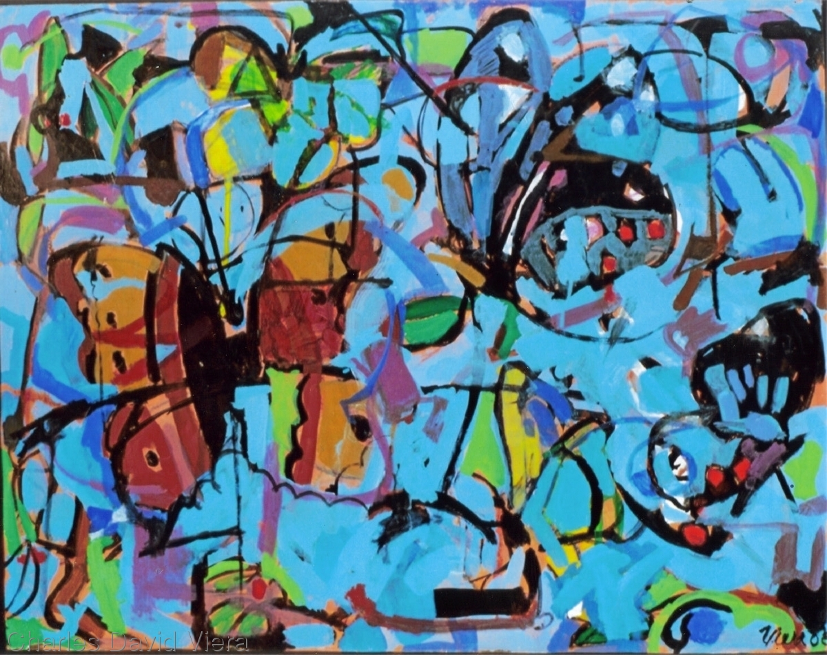 Butterflies,2008 (large view)