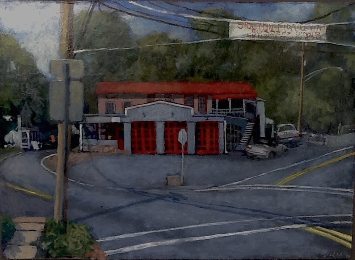 Shuck's Garage ,Stockton Corners (large view)