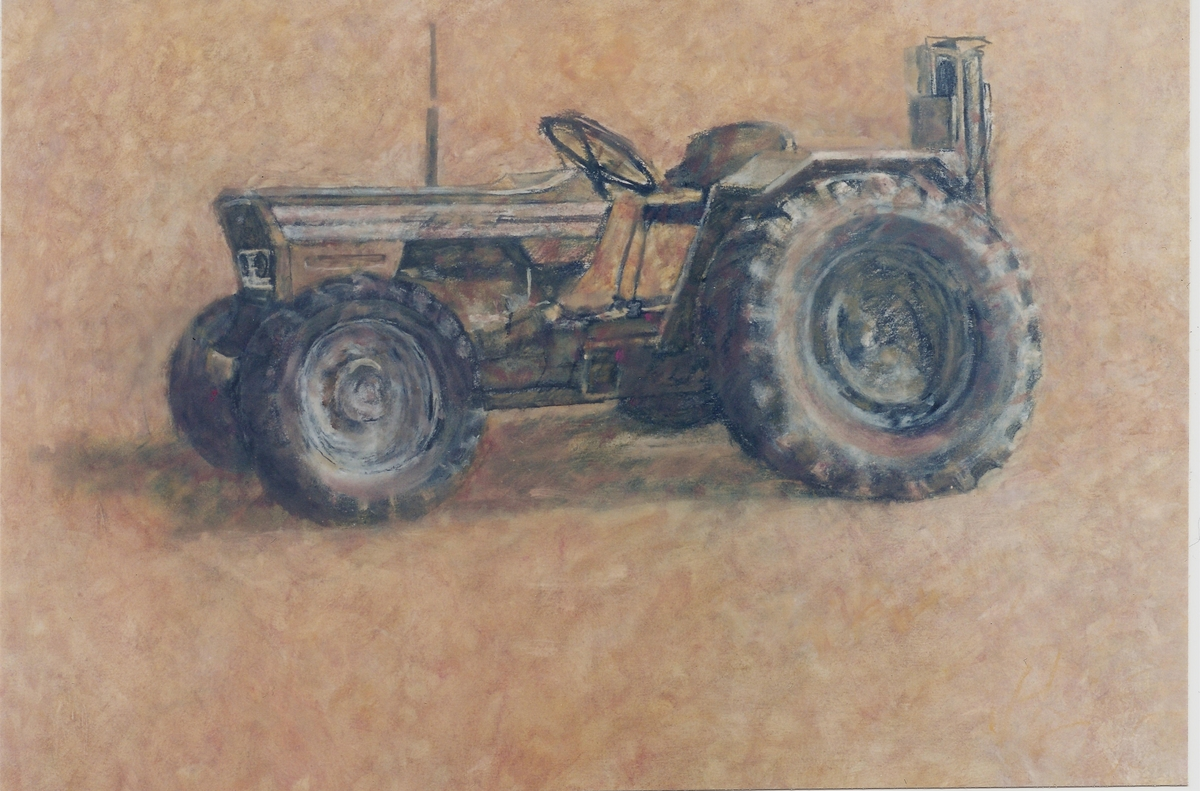 Farm Machine,1990 (large view)