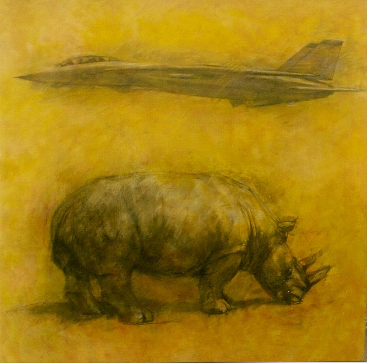 Jet and Rhino,1985 (large view)