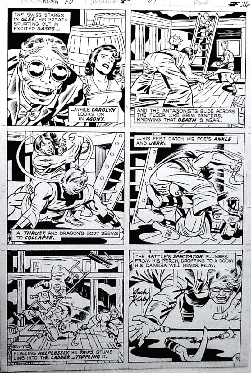 Master of Kung Fu#3pg.16 (large view)