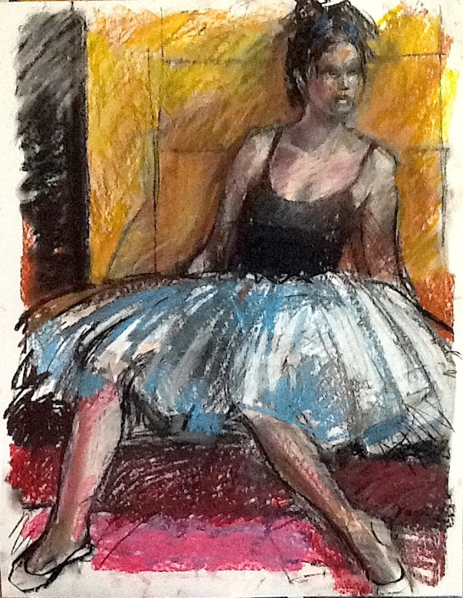 Young Ballerina (large view)